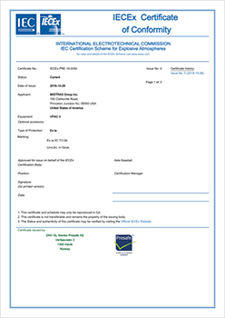 Physical Acoustics Quality Amp Certifications Product